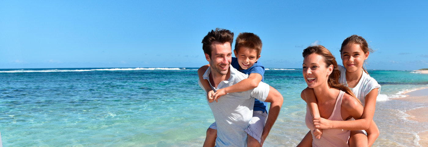 2 Family holidays at beach in croatia