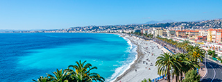 Holiday in Nice
